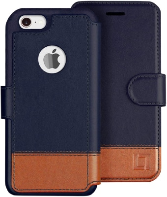 LUPA iPhone 6s Plus Wallet Case/Cover