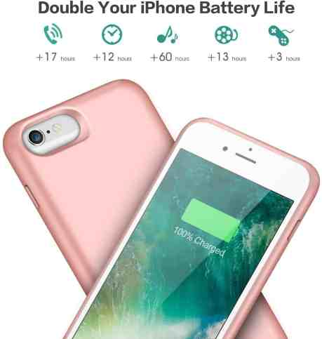 iPhone 8 Plus Battery/Charging Case/cover