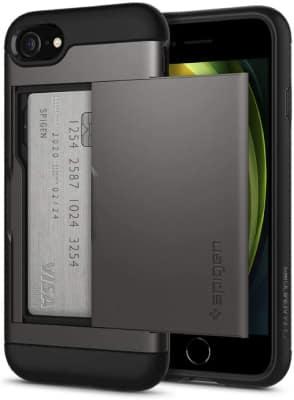 Spigen iPhone 8 Wallet Case/Cover