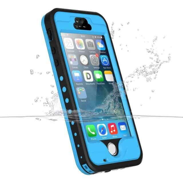 iPhone 5s waterproof case