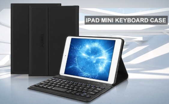 JADEMALL iPad Mini 2 Keyboard Case