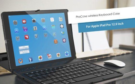 Procase iPad Pro 12.9 keyboard Cover