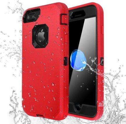 AICase iPhone 8 plus waterproof case