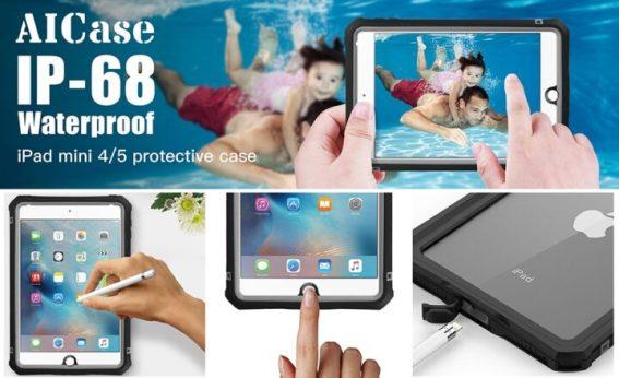 AICase iPad MIni 4 waterproof case