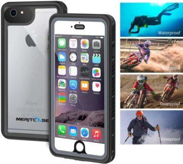 Meritcase iPhone 6 plus waterproof case