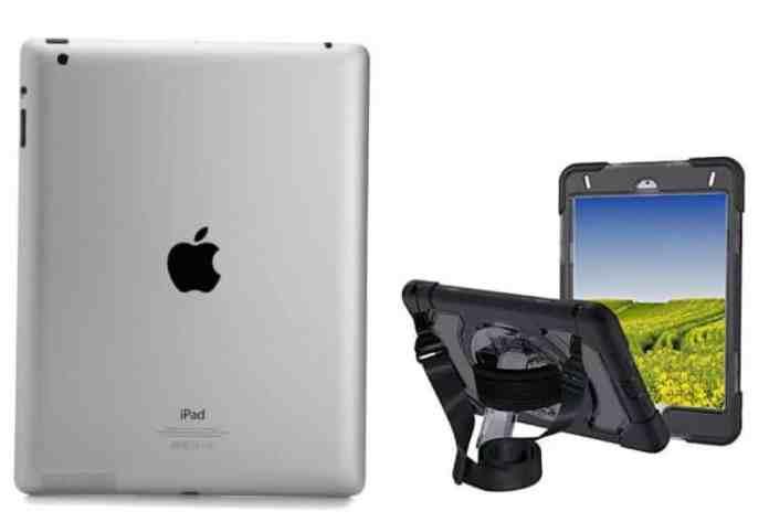 iPad 4th generation 360 Case