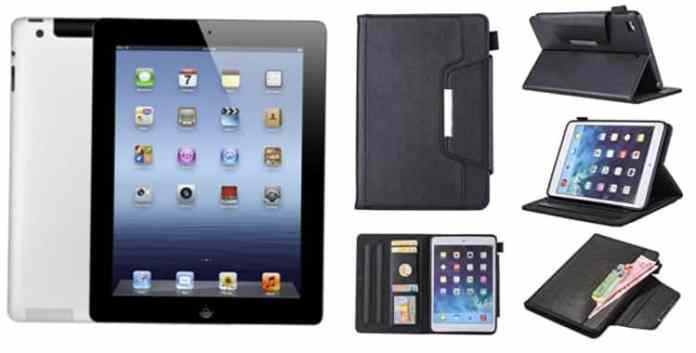 iPad 3 Wallet Case