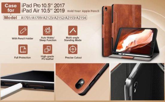 iPad Pro 10.5 Wallet Case