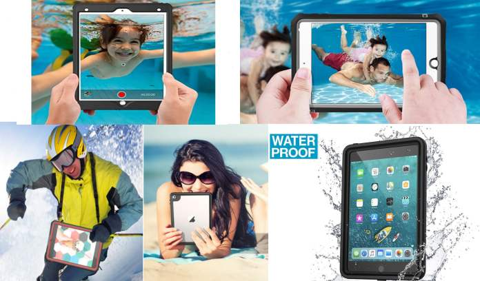 iPad Mini 5 waterproof cases