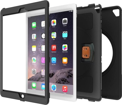ipad pro 4th gen defender case/cover