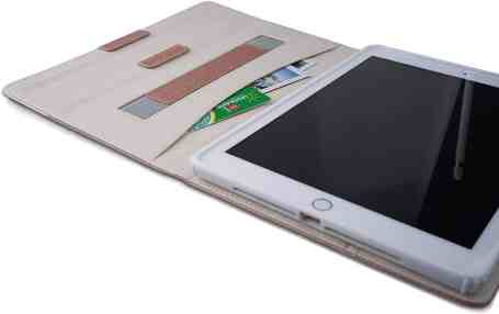 iPad 6 wallet case/cover