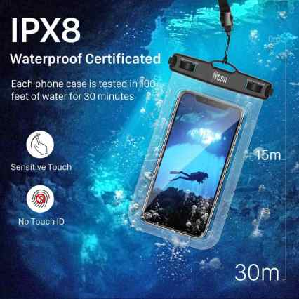 YOSH iPhone 5s Waterproof  Pouch