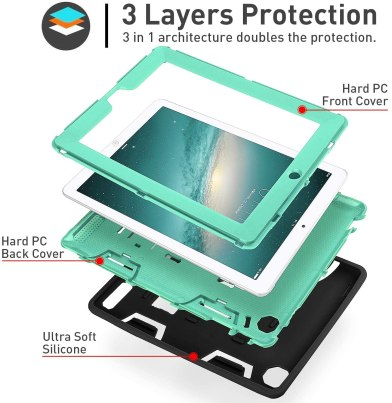 ipad 2 defender case/cover