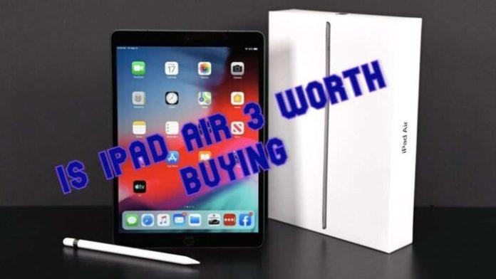 iPad Air 3(2019)