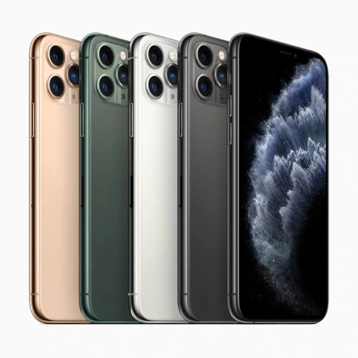 iPhone 11 Pro Mac Colors