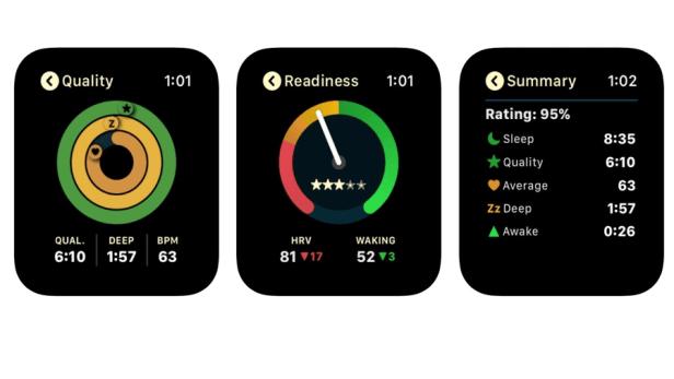 Alto Sleep apple watch app