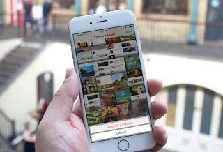 iCloud Photo Library and Security