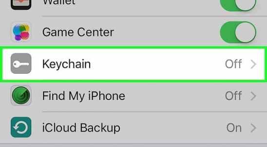 set up iCloud account