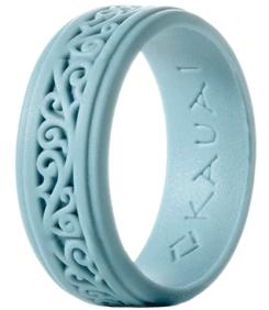 Kauai Silicone Rings