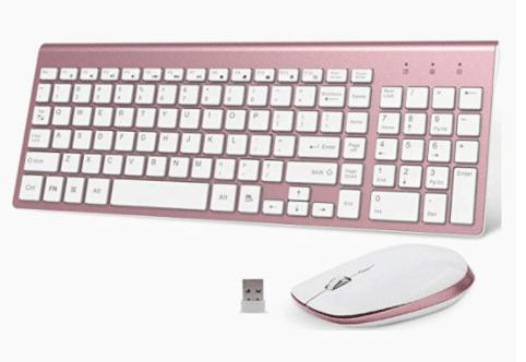 FENIFOX Wireless Keyboard and Mouse