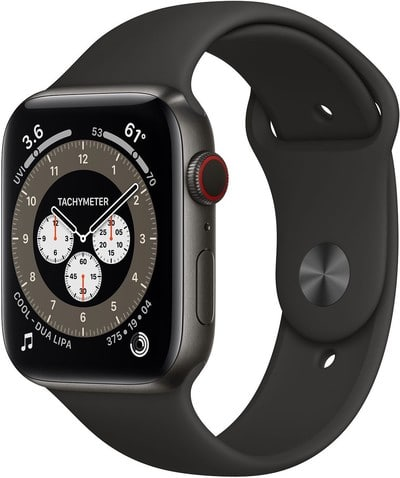 Apple Watch Series 6 Titanium Edition