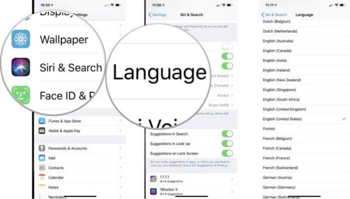 Change language on your iPhone and iPad