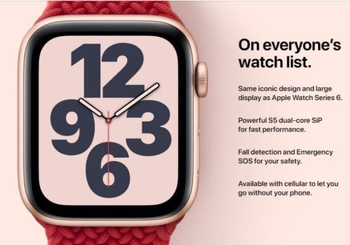 Time Flies Apple Event apple watch