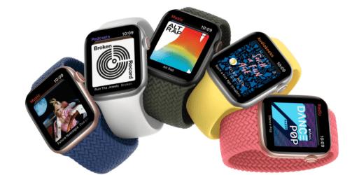 Apple Watch SE Music