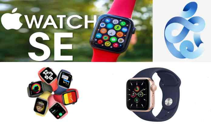 apple watch SE 2020
