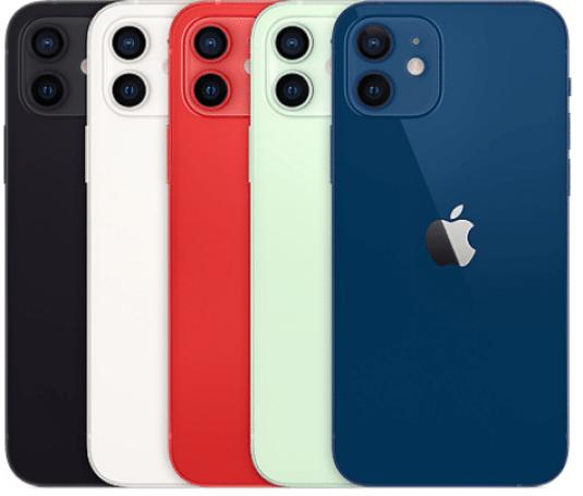 iPhone 12 and iPhone 12 Mini