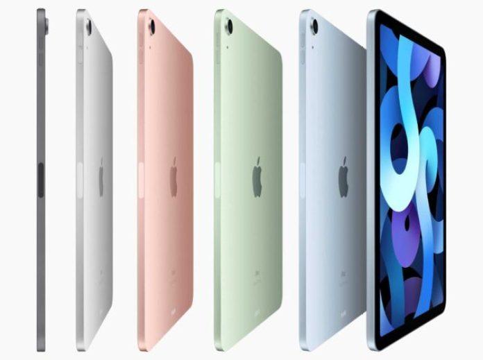 Time Flies Apple Event iPad Air