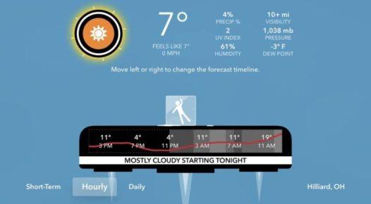 CARROT Weather- Apple TV app