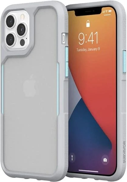 Survivor iPhone 12 Pro Max Defender case