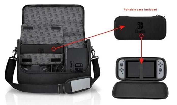 PowerA Everywhere Messenger Bag