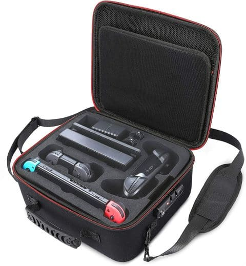 Magictodoor Carrying Storage Nintendo Switch Cases