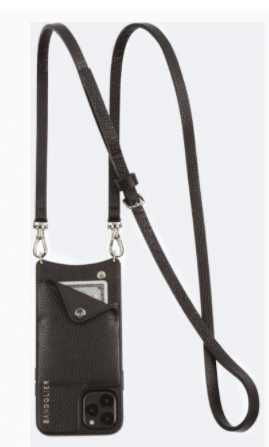 Bandolier Emma Pebble Leather Crossbody Bandolier