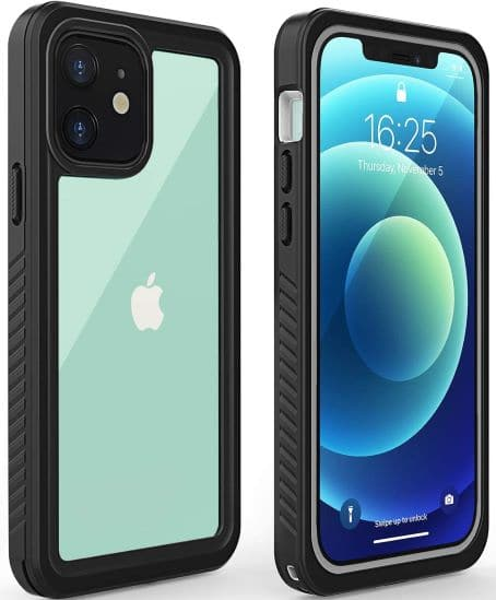 Diverbox for iPhone 12 Waterproof Case