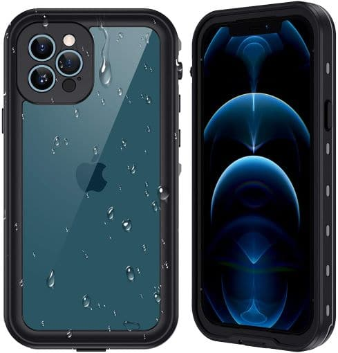 Ruky iPhone 12 Pro Waterproof Cover