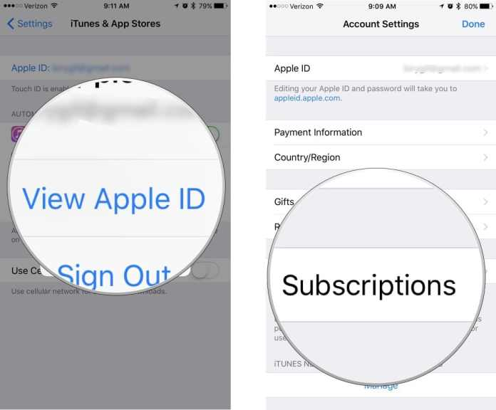 Resubscribe to a service you cancelled