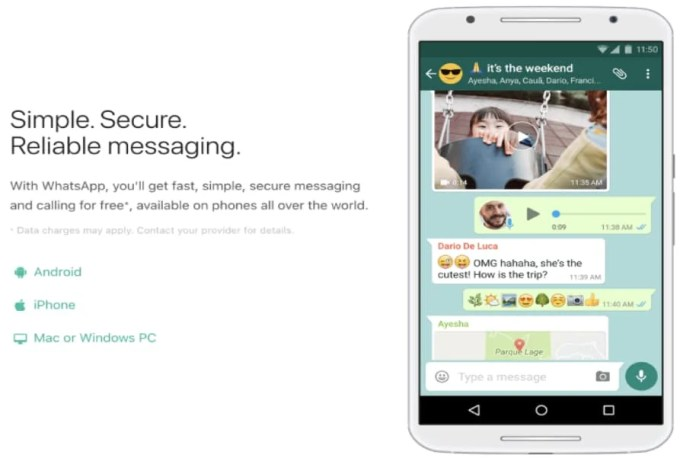 Whatsapp features benefit review and more