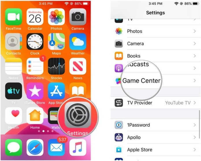 You need to know about Game Center
