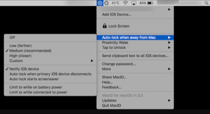 touch ID on older Mac