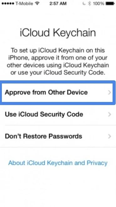 Set up Touch ID on your iPhone