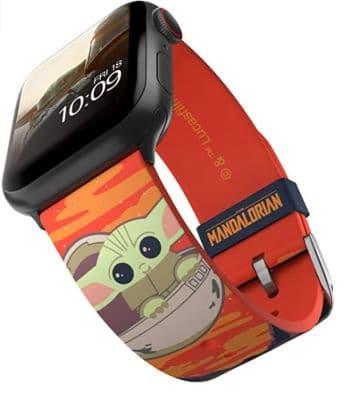 Star Wars: The Mandalorian - The Child Bounty Smartwatch Band