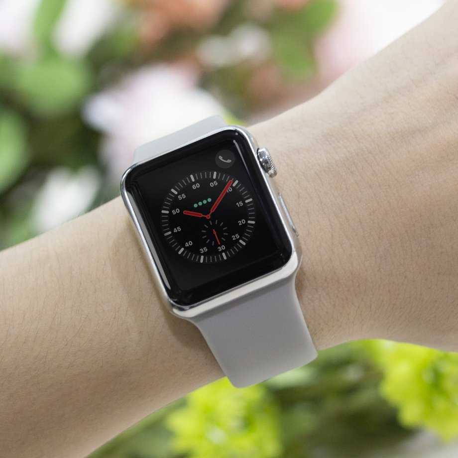 Apple Watch Silicon Band 1