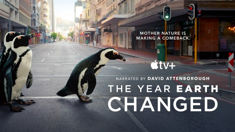 """Apple TV+ will premiere """"The Year Earth Changed"""" globally on April 16, 2021"""