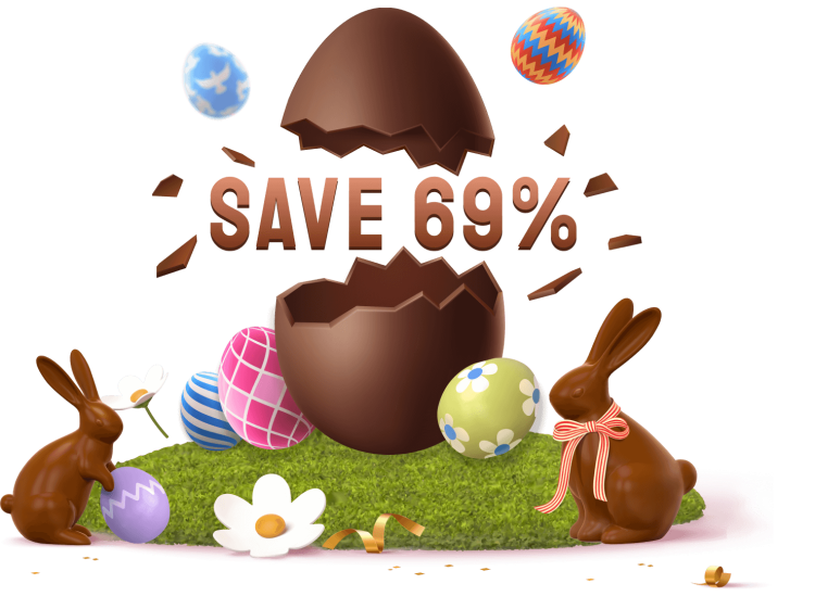 Save Up to 69% on VPN Proxy Master During Easter Sale