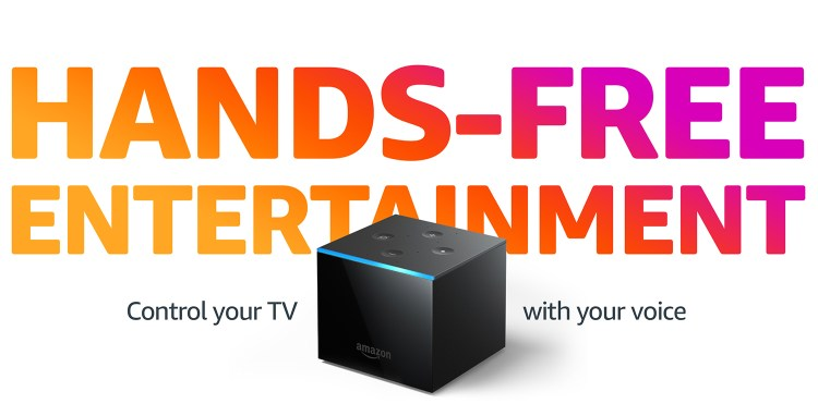 Amazon Fire TV Cube Now Available in India