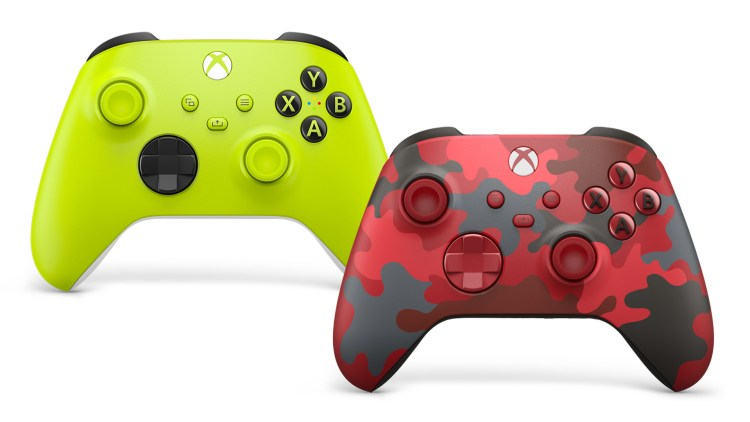 Microsoft launched two new Xbox Wireless Controller