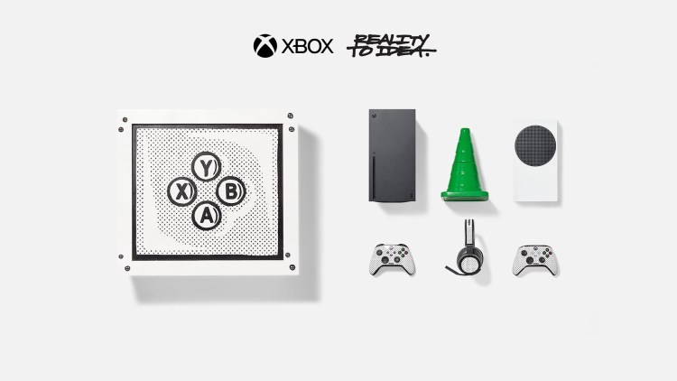 Xbox and NTWRX Teamed Up With RTI to Make Limited Edition Artwork for Xbox Products